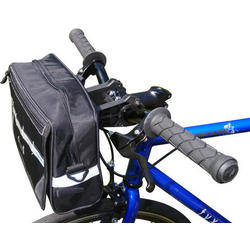 BiKASE Nav Bag Handlebar Bag with Bracket