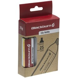 Blackburn 25G CO2 3-Pack Threaded