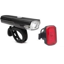 Blackburn Dayblazer 550 Front + Click USB Rear Light Set