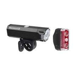 Blackburn Dayblazer 800 Front + Dayblazer 65 Rear Light Set