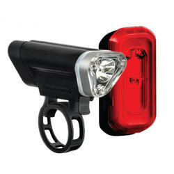 Blackburn Local 75 Front + Local 10 Rear Light Set