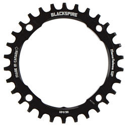 Blackspire Snaggletooth Narrow Wide Profile Chainring 104BCD