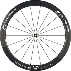 Bontrager Aeolus 5 D3 Front Wheel (Clincher) DEMO one at this price W/TIRE & TUBE