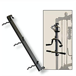 Body-Solid Gym-Mounted Accessory Rack