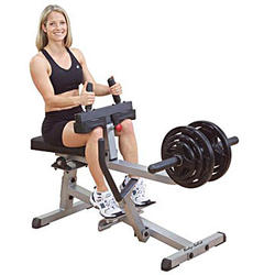 Body-Solid Heavy-Duty Seated Calf Raise