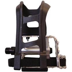 Bontrager Alloy ATB Pedals w/Clip/Strap/Reflector