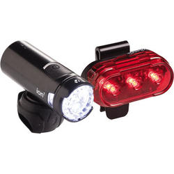 Bontrager Ion 1 Headlight & Flare 1 Taillight Set