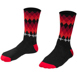 Bontrager 5-inch Holiday Cycling Socks