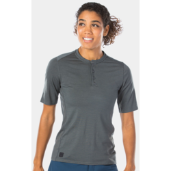 Bontrager Adventure Women's Wool Blend Cycling Henley
