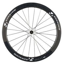 Bontrager Aeolus 5 D3 Rear Wheel, White (Tubular)