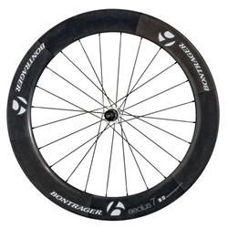 Bontrager Aeolus 7 D3 Rear Wheel, White (Clincher)