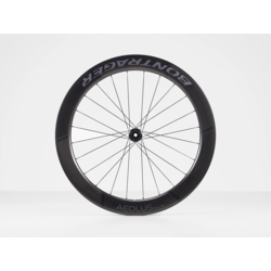 Bontrager Aeolus RSL 62 TLR Disc Road Rear