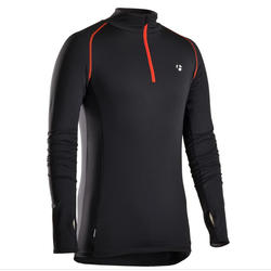 Bontrager B3 Long Sleeve Baselayer, 1/4-Zip