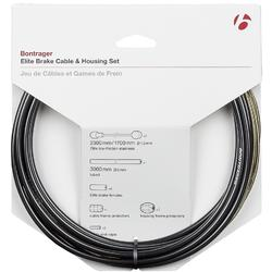 Jagwire LEX-SL Kit Pro 4mm 7/' Housing with 1.1mm 2300mm Inner Sport Cable