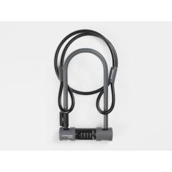 Bontrager Elite Combo U-Lock w/Cable