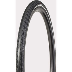 Bontrager H2 Hard-Case Ultimate Reflective Hybrid Tire 700C