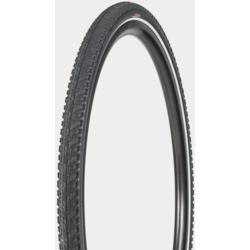 Bontrager H5 Hard-Case Ultimate Reflective Hybrid Tire 700c