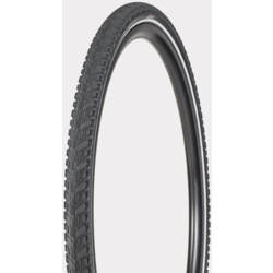 Bontrager H5 Hard-Case Ultimate Reflective Hybrid Tire 700c