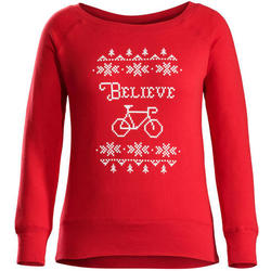 Bontrager Holiday Women's Sweatshirt