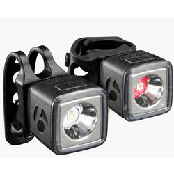 Bontrager Ion 100 R/Flare R City Light Set