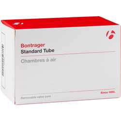 Bontrager Standard 70 Degree Schrader Valve Bicycle Tube