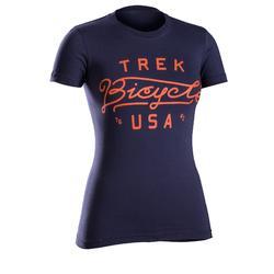 Bontrager Trek USA Script Women's T-Shirt