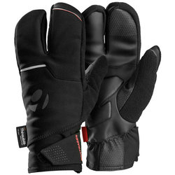 Bontrager Velocis S2 Softshell Split Finger Gloves