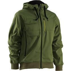 Bontrager Rhythm Softshell Hoodie Jacket