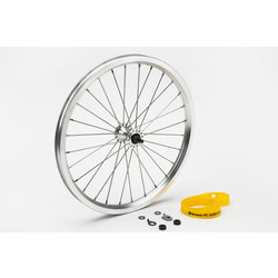 Brompton Front Wheel Radial Lacing