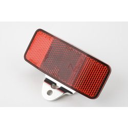 Brompton Rear Reflector with Bracket Assembly
