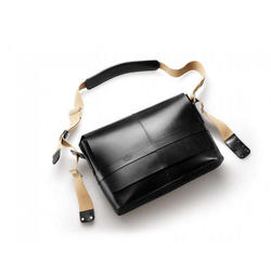 Brooks Barbican Hard Leather Shoulder Bag
