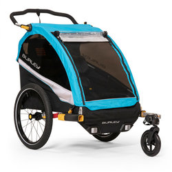 Burley D'lite X Double Bicycle Trailer