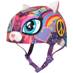 C-Preme Raskullz Peace Love Kitty Helmet