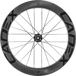 CADEX 65 Disc Tubular Rear