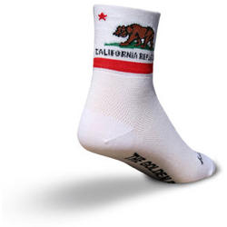 SockGuy California Flag Socks