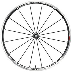 Campagnolo Eurus 2-Way Fit Tubeless Front Wheel