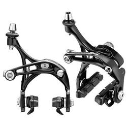 Campagnolo Chorus Skeleton Brake Calipers (Front: Dual-Pivot; Rear: Dual-Pivot)