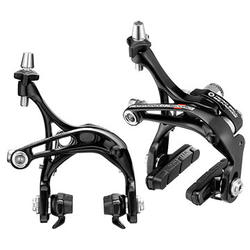 Campagnolo Record Skeleton Brake Calipers (Front and Rear: Dual-Pivot)