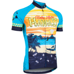 Canari Women's Hawaii Retro Jersey
