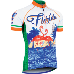 Canari Men's Florida Retro Jersey
