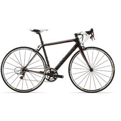 Cannondale SuperSix EVO 2 Red - Women's