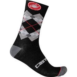 Castelli Rombo 18 Sock