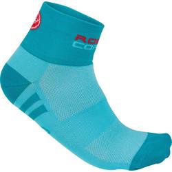 Castelli Rosa Corsa Socks