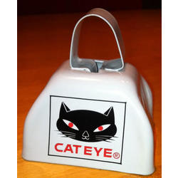 CatEye Cateye Logo Cowbell
