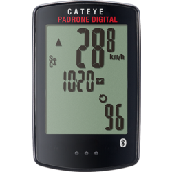 CatEye Padrone Digital Double