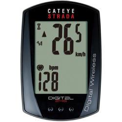 CatEye Strada Digital Wireless w/heart rate