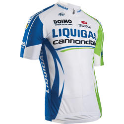 Cannondale Liquigas-Cannondale Summer Short Sleeve Jersey