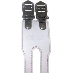 Cinelli Double Leather Toe Straps