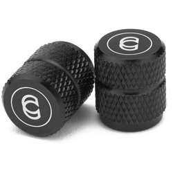 Cinema BMX Alloy Valve Caps