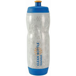Clean Bottle Insulated Dual Cap Water Bottle